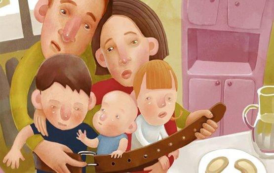 Famiglie in difficoltà